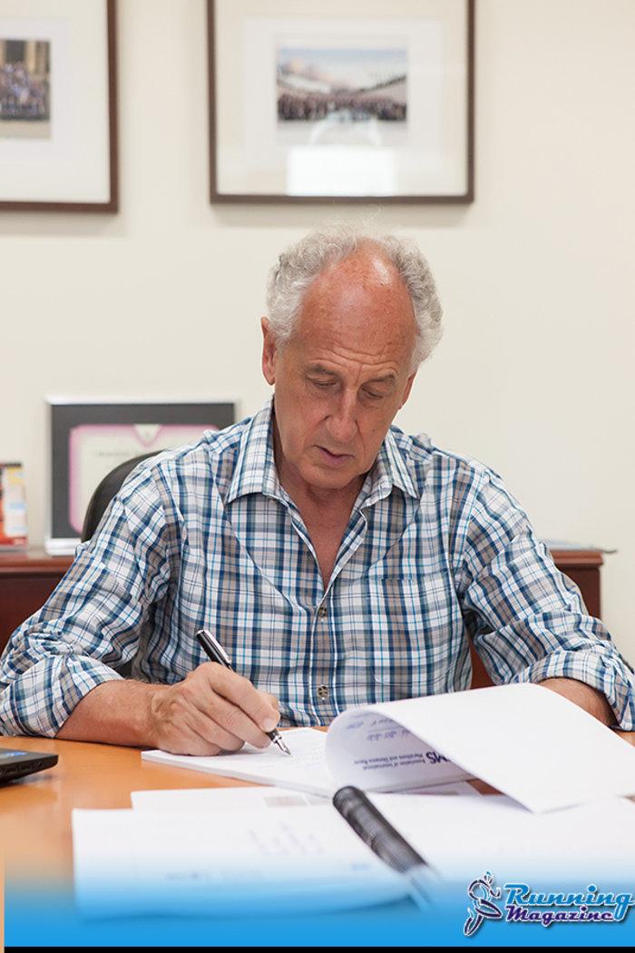 Συνέντευξη του Προέδρου της AIMS Paco Borao στο Running Magazine