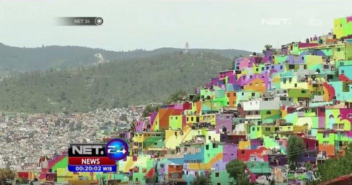 Δείτε πώς μια κακόφημη, φτωχική πόλη μετατράπηκε σε... παράδεισο! - εικόνα 3