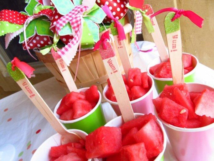 Πρωτότυπες ιδέες διακόσμησης με καρπουζάκια για το παιδικό πάρτι! - εικόνα 3