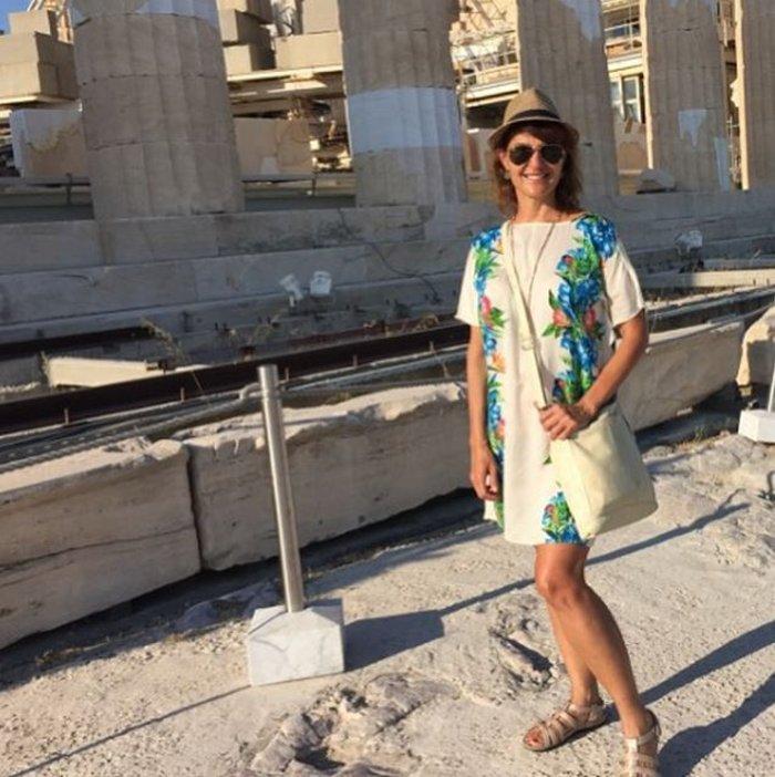 Τομ Χανκς- Νία Βαρντάλος διαφημίζουν την Ελλάδα- Με hashtag #VisitGreece