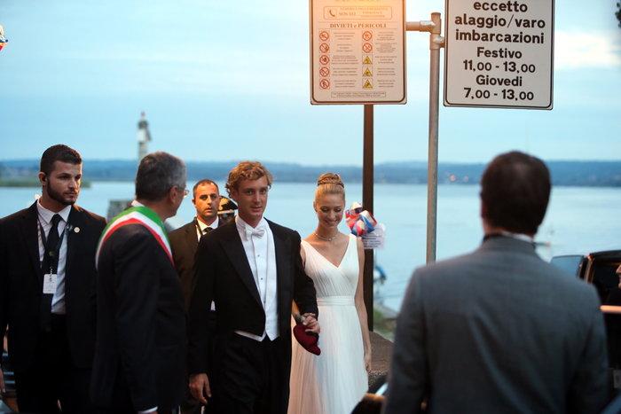 Ο εγγονός της Γκρέις Κέλι ξαναπαντρεύτηκε την πάμπλουτη Ιταλίδα του! - εικόνα 3