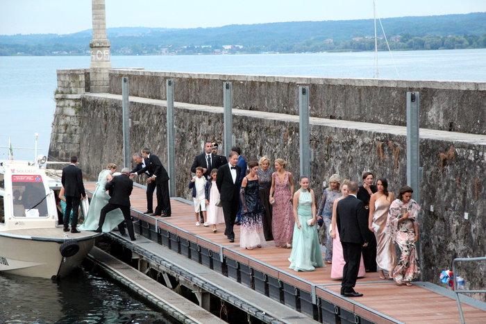 Ο εγγονός της Γκρέις Κέλι ξαναπαντρεύτηκε την πάμπλουτη Ιταλίδα του! - εικόνα 5