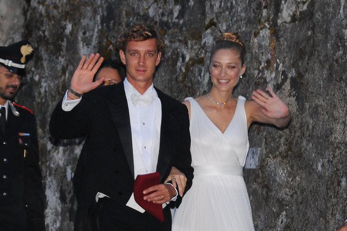 Ο εγγονός της Γκρέις Κέλι ξαναπαντρεύτηκε την πάμπλουτη Ιταλίδα του! - εικόνα 10