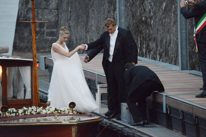 Ο εγγονός της Γκρέις Κέλι ξαναπαντρεύτηκε την πάμπλουτη Ιταλίδα του! - εικόνα 7