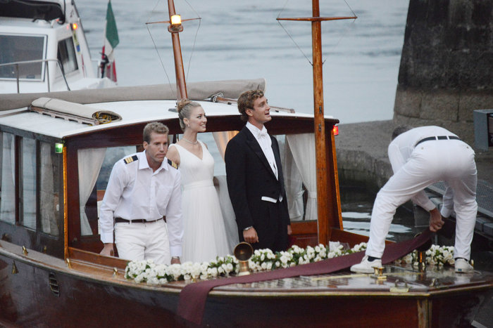 Ο εγγονός της Γκρέις Κέλι ξαναπαντρεύτηκε την πάμπλουτη Ιταλίδα του! - εικόνα 11