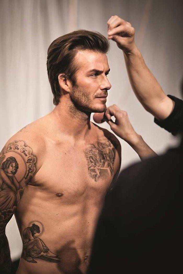 Τα 40 τατουάζ του 40χρονου Ντέιβιντ Μπέκαμ και οι ιστορίες τους - εικόνα 8