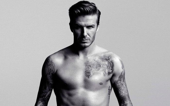 Τα 40 τατουάζ του 40χρονου Ντέιβιντ Μπέκαμ και οι ιστορίες τους - εικόνα 11