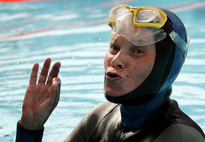 Εξαφανίσθηκε σε ελεύθερη κατάδυση η πρωταθλήτρια Ναταλία Μολχάνοβα