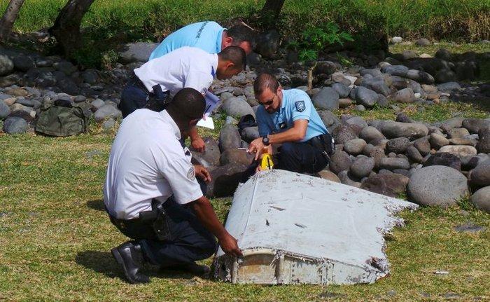 Στην πτήση MH370  ανήκουν τα συντρίμμια που βρέθηκαν στο νησί Reunion