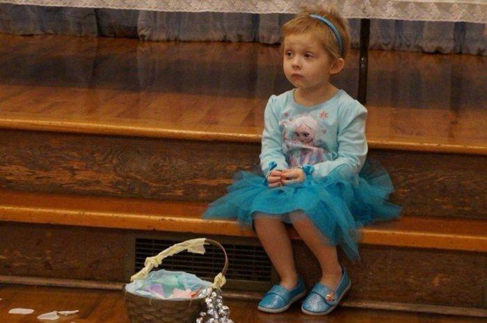 Το πάρτι αυτής της «πριγκίπισσας» που έχει 4 μήνες ζωής θα σας συγκινήσει - εικόνα 2