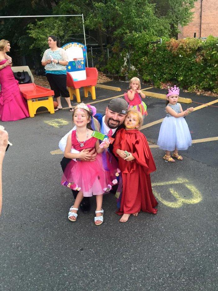 Το πάρτι αυτής της «πριγκίπισσας» που έχει 4 μήνες ζωής θα σας συγκινήσει - εικόνα 5