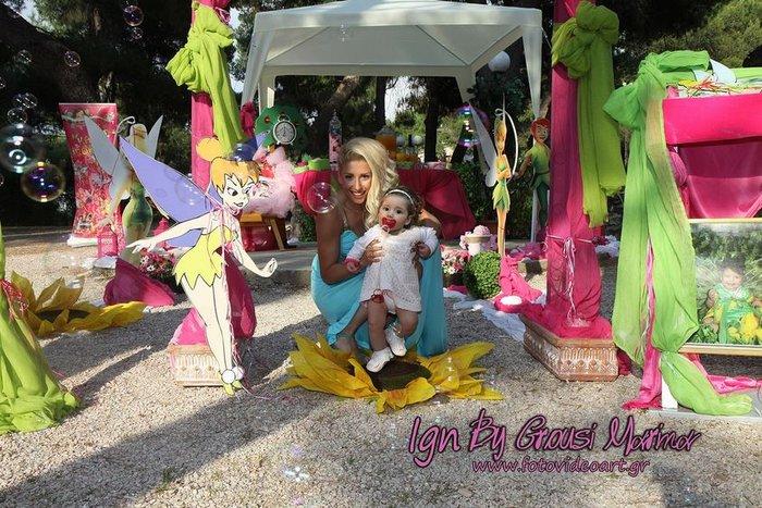 Η Βούλα Παπαχρήστου βάφτισε την κόρη της- Το άλμπουμ
