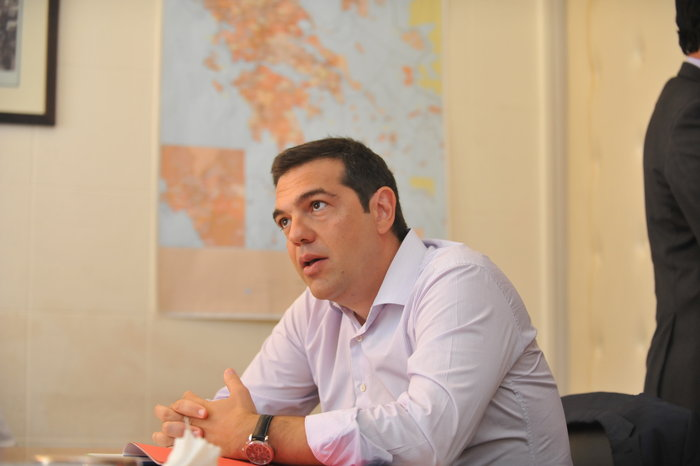 Τσίπρας για το μεταναστευτικό: Η Ελλάδα βρίσκεται σε κρίση μέσα στην κρίση