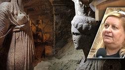 Οργή Περιστέρη κατά «Αυγής» για την Αμφίπολη