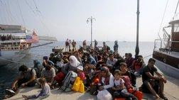 Στο «κόκκινο» τα νησιά του Αιγαίου:  πενταπλασιασμός των μεταναστών