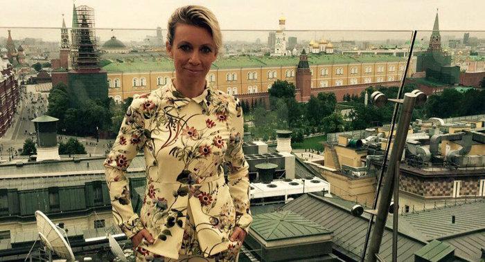 Μαρία Ζαχάροβα: Η γοητεία της Ρωσικής διπλωματίας