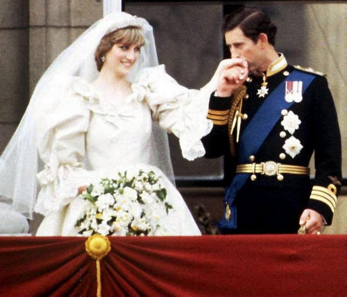 Νταϊάνα - Κάρολος: Οι άγνωστες φωτογραφίες του γάμου - εικόνα 4