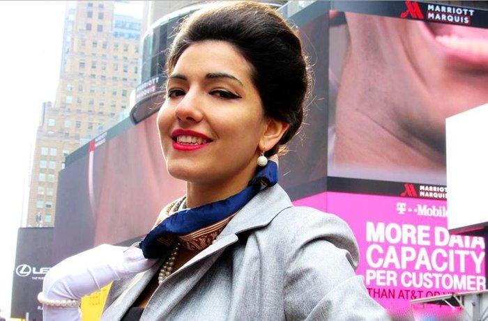 Η ελληνίδα καλλιτέχνης από την καλαμάτα, Μυρτώ Καμβυσίδη, ενσαρκώνει τη Μαρία Κάλλας στο νέο ντοκιμαντέρ