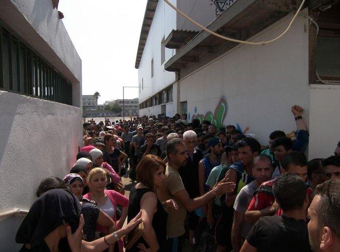 Εξέγερση προσφύγων, πεδίο μάχης η Κως - εικόνα 3