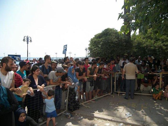 Εξέγερση προσφύγων, πεδίο μάχης η Κως - εικόνα 4