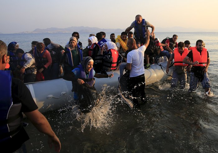 Εξέγερση προσφύγων, πεδίο μάχης η Κως - εικόνα 5