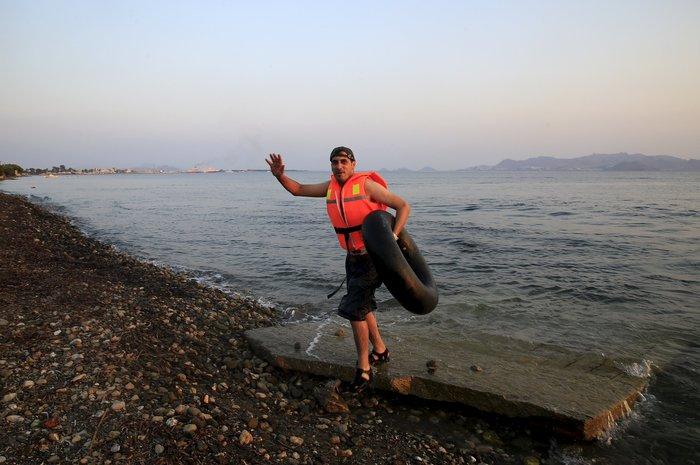Εξέγερση προσφύγων, πεδίο μάχης η Κως - εικόνα 8