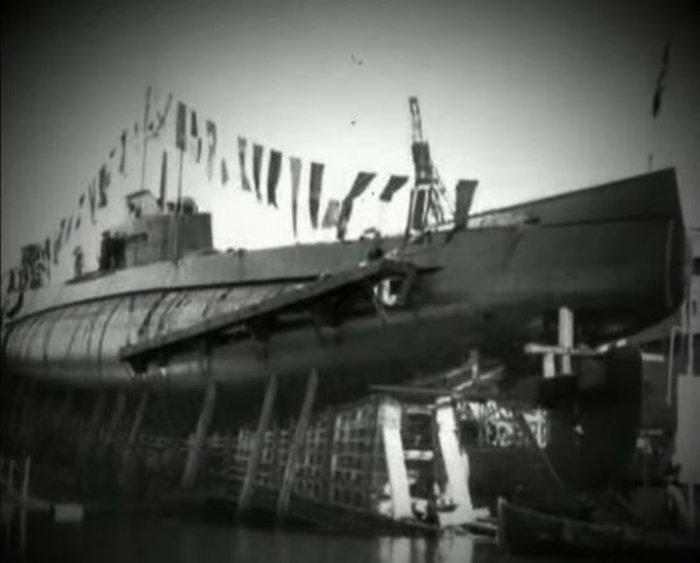 Τορπιλισμός «Έλλης»: 15 Αυγούστου 1940, ώρα 8:25 π.μ. - εικόνα 3