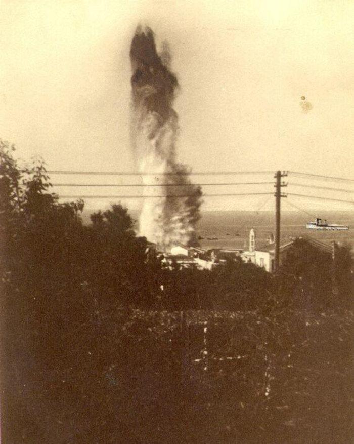 Τορπιλισμός «Έλλης»: 15 Αυγούστου 1940, ώρα 8:25 π.μ. - εικόνα 2