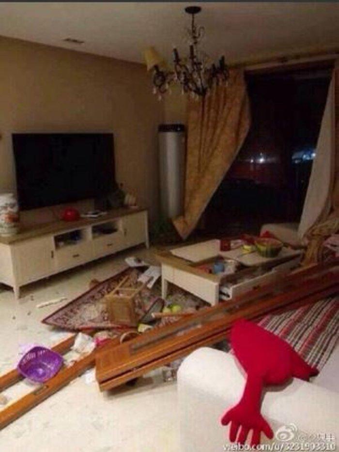 Βιβλικές καταστροφές στην Κίνα από τρομακτική έκρηξη - εικόνα 10