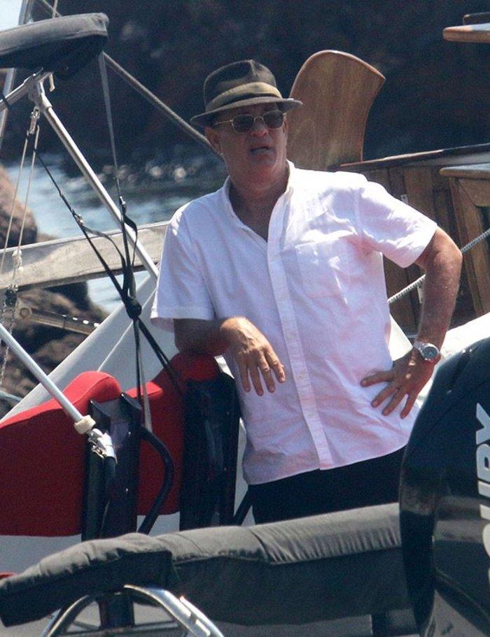 Σκαφάτος... ο Τομ Χανκς στην Αντίπαρο - εικόνα 4