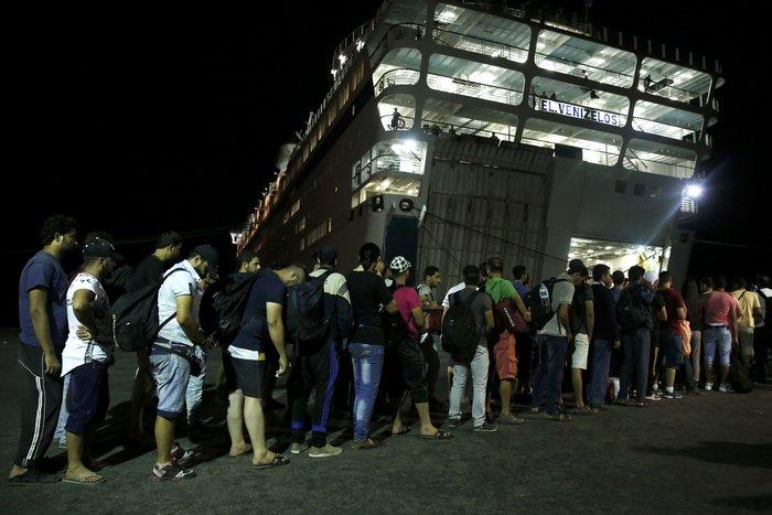 Bόμβα έτοιμη να εκραγεί το χάος με τους μετανάστες