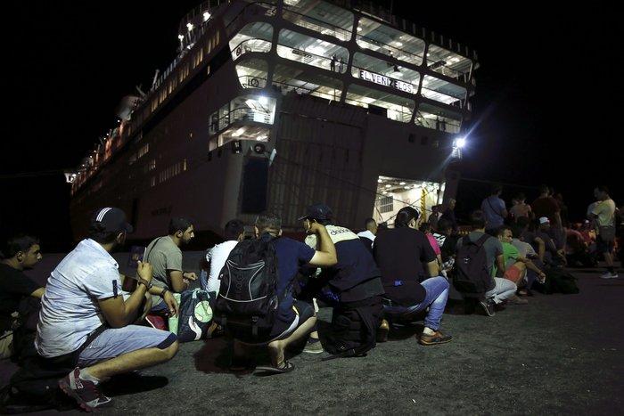 Bόμβα έτοιμη να εκραγεί το χάος με τους μετανάστες - εικόνα 2