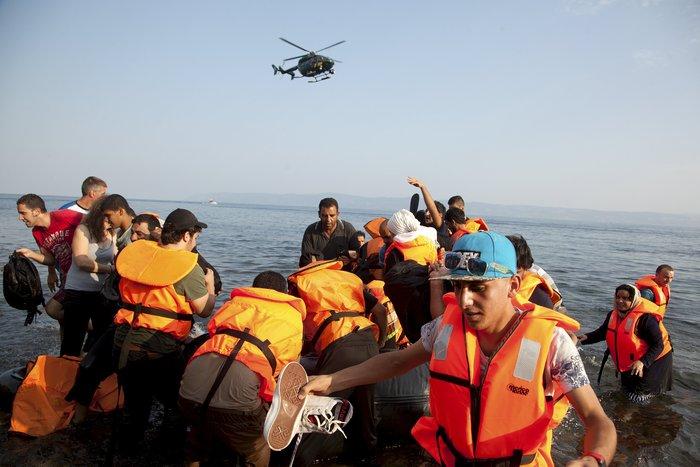Bόμβα έτοιμη να εκραγεί το χάος με τους μετανάστες - εικόνα 4