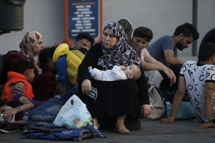 Πυρά ΟΗΕ κατά της Ελλάδας για το μεταναστευτικό
