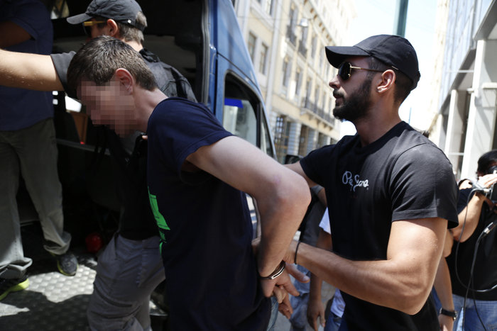 Προκαλούν οι Γεωργιανοί: Κάναμε διακοπές στην Υδρα!