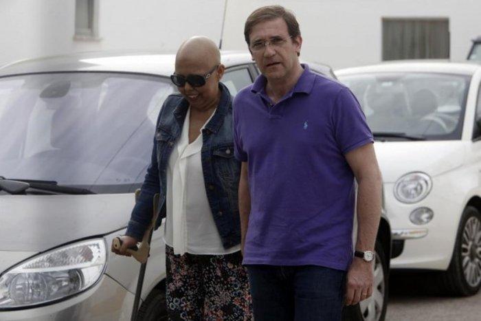 Ο Πορτογάλος Κοέλιο, πέρασε τις διακοπές με τη σύζυγό του στο δημοφιλές θέρετρο της χώρας του, Αλγκάρε.