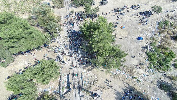 Τα Σκόπια στέλνουν στρατό στα σύνορα με την Ελλάδα για τους μετανάστες