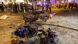 Παραδόθηκαν οι  θεωρούμενοι ως «βομβιστές» της Ταϊλάνδης