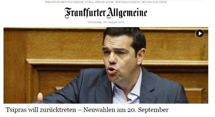 Τα διεθνή ΜΜΕ για τις εκλογές στην Ελλάδα - εικόνα 2
