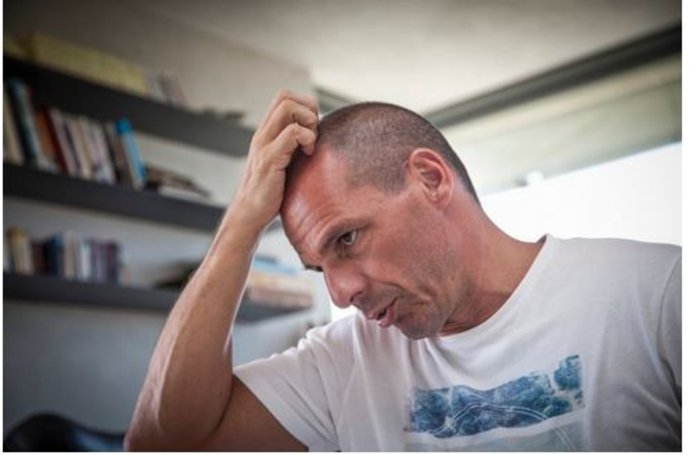 Βαρουφάκης: Δεν θα είμαι υποψήφιος του ΣΥΡΙΖΑ, πρόδωσε το λαό - εικόνα 2
