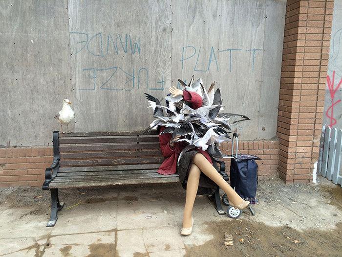 Η Dismaland του Banksy σοκάρει με την αλήθεια της - εικόνα 3