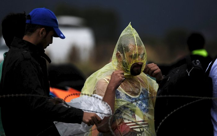 Ειδομένη: Σκηνές ντροπής και απελπισίας στα ελληνοσκοπιανά σύνορα - εικόνα 19