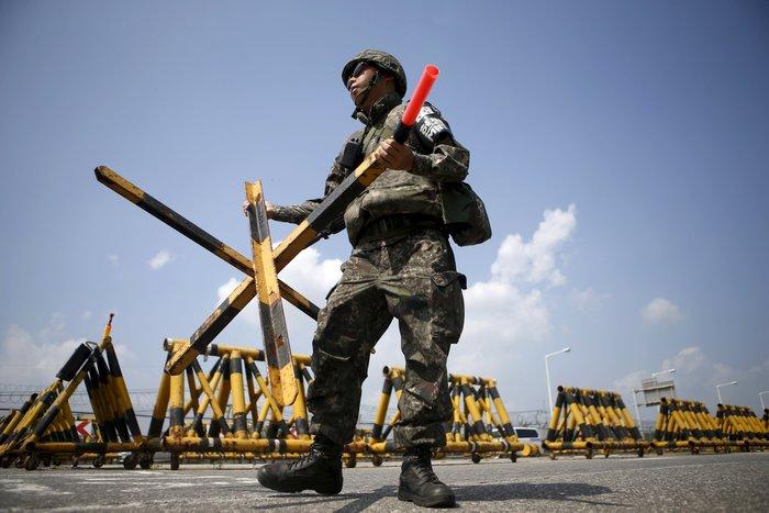 Νότια - Βόρεια Κορέα: Διαπραγματεύσεις στο παρά πέντε της σύρραξης