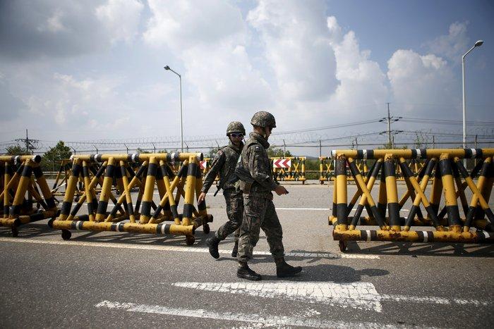 Νότια - Βόρεια Κορέα: Διαπραγματεύσεις στο παρά πέντε της σύρραξης - εικόνα 3
