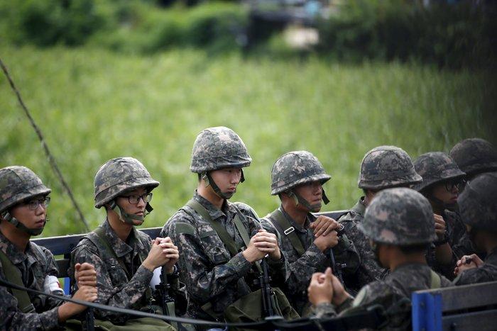 Νότια - Βόρεια Κορέα: Διαπραγματεύσεις στο παρά πέντε της σύρραξης - εικόνα 2