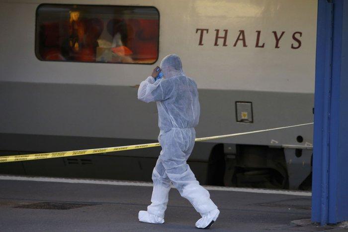 Μαροκινός τζιχαντιστής ο δράστης της επίθεσης στο τρένο - εικόνα 2