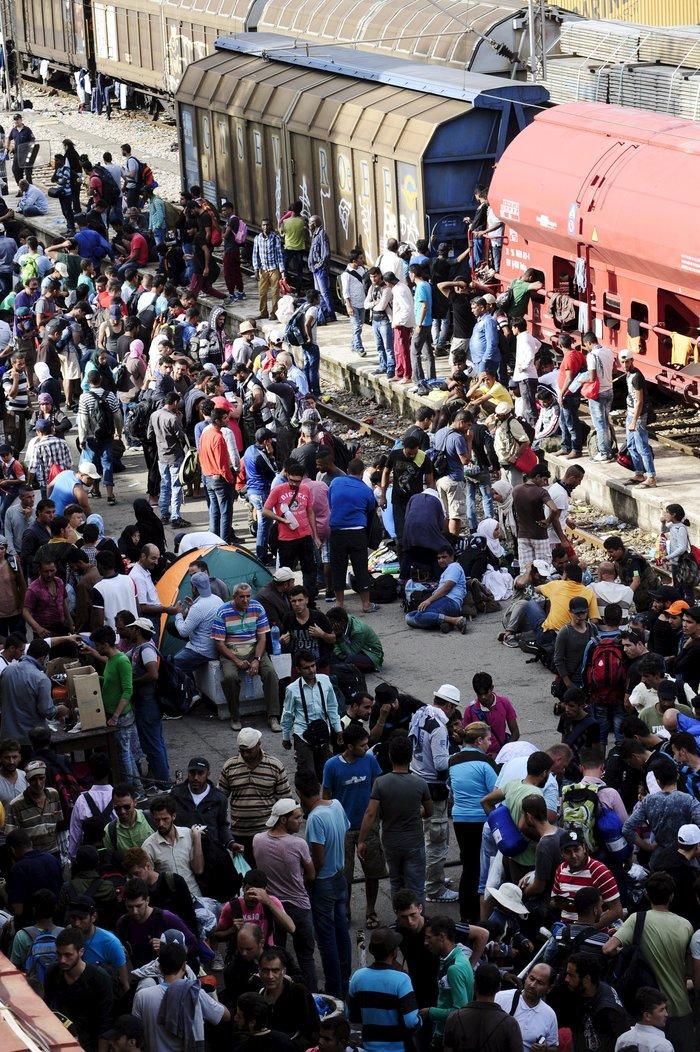 4.000 πρόσφυγες πέρασαν τα σύνορα στην Ειδομένη - εικόνα 12