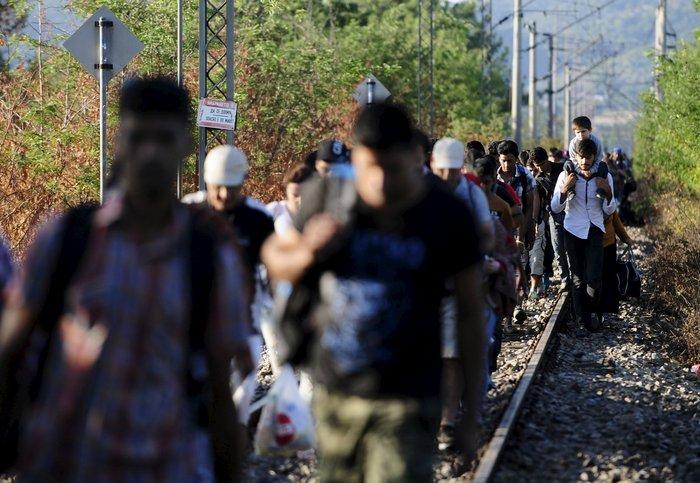 4.000 πρόσφυγες πέρασαν τα σύνορα στην Ειδομένη - εικόνα 6