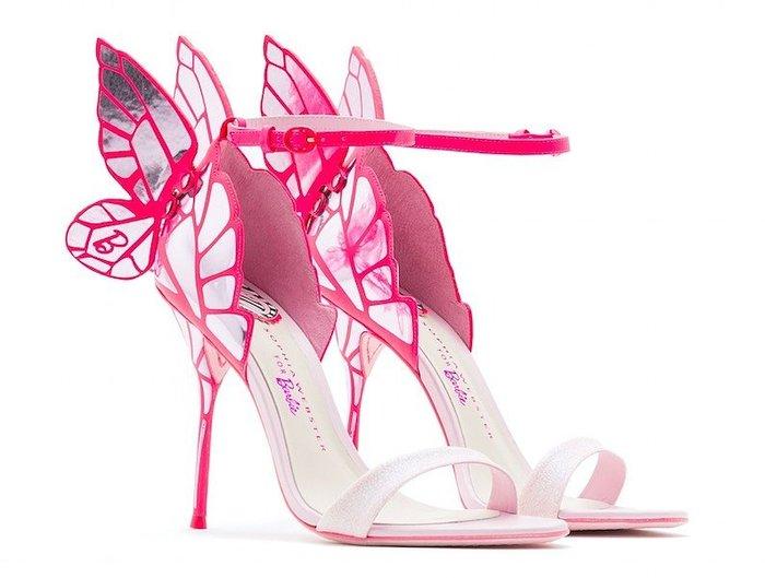 Τα παπούτσια της Barbie σε λίγο στη ντουλάπα σας