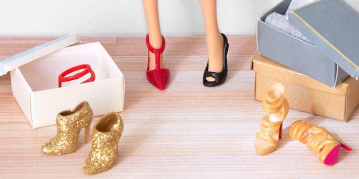 Τα παπούτσια της Barbie σε λίγο στη ντουλάπα σας - εικόνα 4